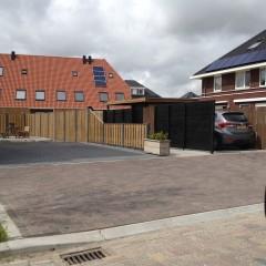 Heiloo Nieuwbouw bestrating